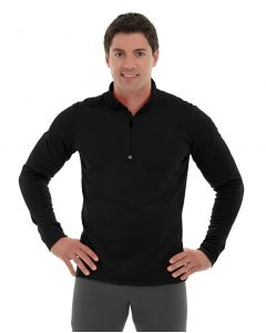 Mars HeatTech™ Pullover-XL-Black