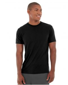 Aero Daily Fitness Tee-S-Black