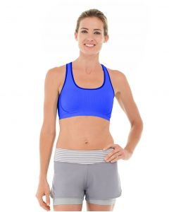 Erica Evercool Sports Bra-XS-Blue