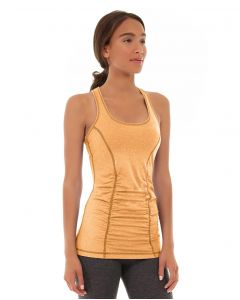 Leah Yoga Top-XS-Orange