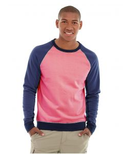 Hollister Backyard Sweatshirt-S-Red