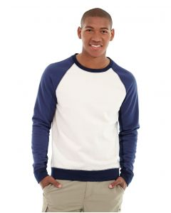 Hollister Backyard Sweatshirt-L-White