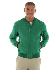 Typhon Performance Fleece-lined Jacket-M-Green