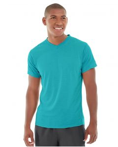 Ryker LumaTech™ Tee (V-neck)-XL-Blue