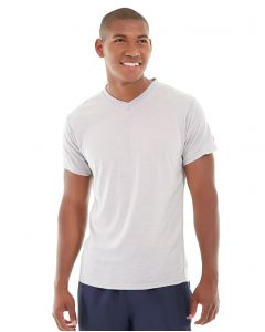 Ryker LumaTech™ Tee (V-neck)-XL-Gray