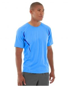 Zoltan Gym Tee-L-Blue