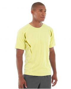 Zoltan Gym Tee-S-Yellow