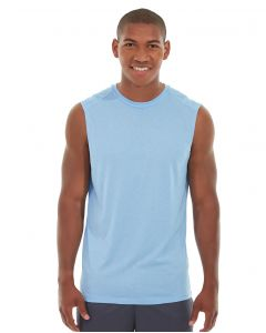 Rocco Gym Tank-XL-Blue