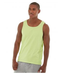 Tiberius Gym Tank-XS-Yellow