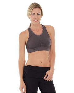 Electra Bra Top-M-Gray