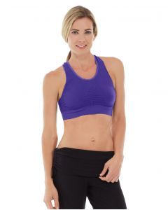 Electra Bra Top-M-Purple
