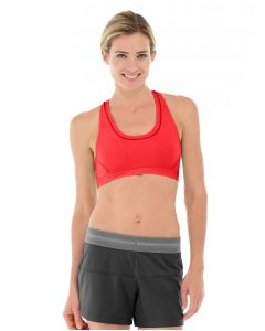 Celeste Sports Bra-XL-Red