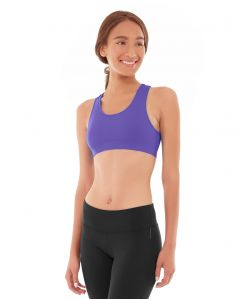 Prima Compete Bra Top-L-Purple