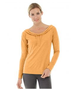 Mona Pullover Hoodlie-S-Orange