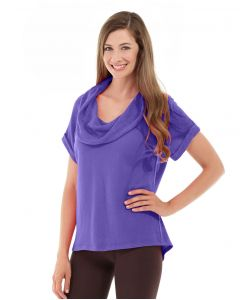 Autumn Pullie-L-Purple