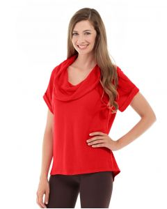 Autumn Pullie-XS-Red