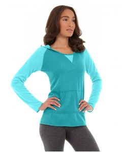 Miko Pullover Hoodie-XS-Blue