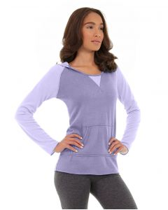 Miko Pullover Hoodie-XL-Purple