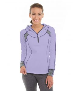 Cassia Funnel Sweatshirt-L-Purple