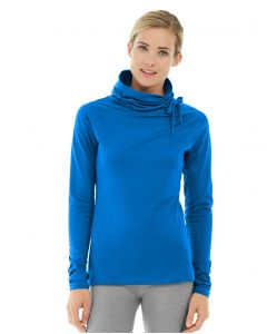 Josie Yoga Jacket-L-Blue
