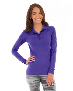 Adrienne Trek Jacket-L-Purple