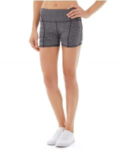 Gwen Drawstring Bike Short-29-Gray