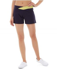 Bess Yoga Short-29-Yellow