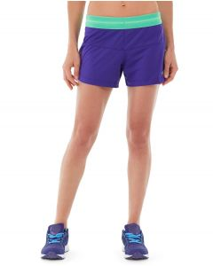 Sybil Running Short-32-Purple