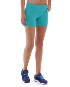 Ina Compression Short-29-Blue