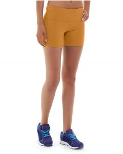Ina Compression Short-29-Orange