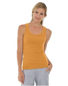 Bella Tank-M-Orange