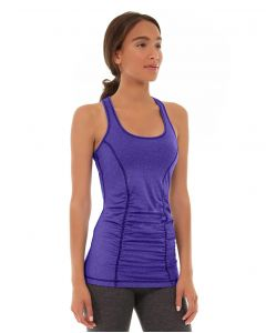 Leah Yoga Top-L-Purple