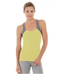 Antonia Racer Tank-XL-Yellow